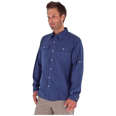 Royal Robbins Men's Cool Mesh Baja L/S Top