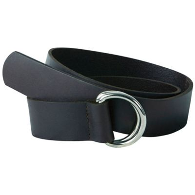 Mountain Khakis Leather D-Ring Belt