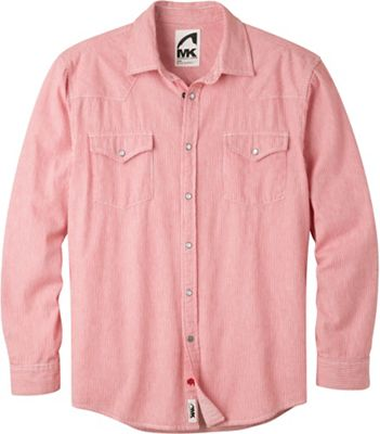 Mountain Khakis Men's Original Mountain Denim Shirt
