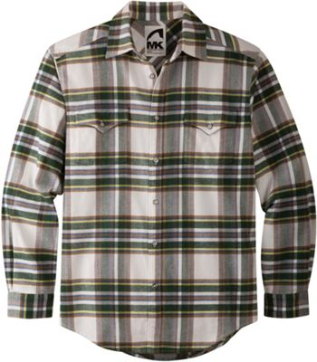 Mountain Khakis Men's Teton Flannel Shirt