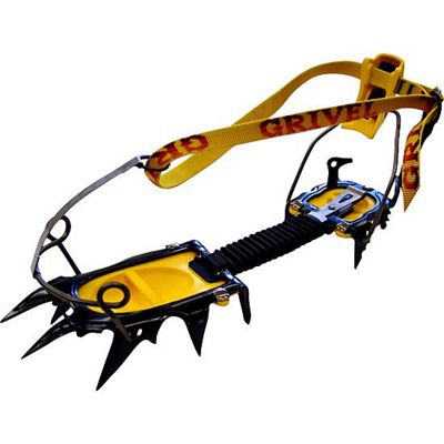 Grivel G12 Cramp-O-Matic Crampon Package