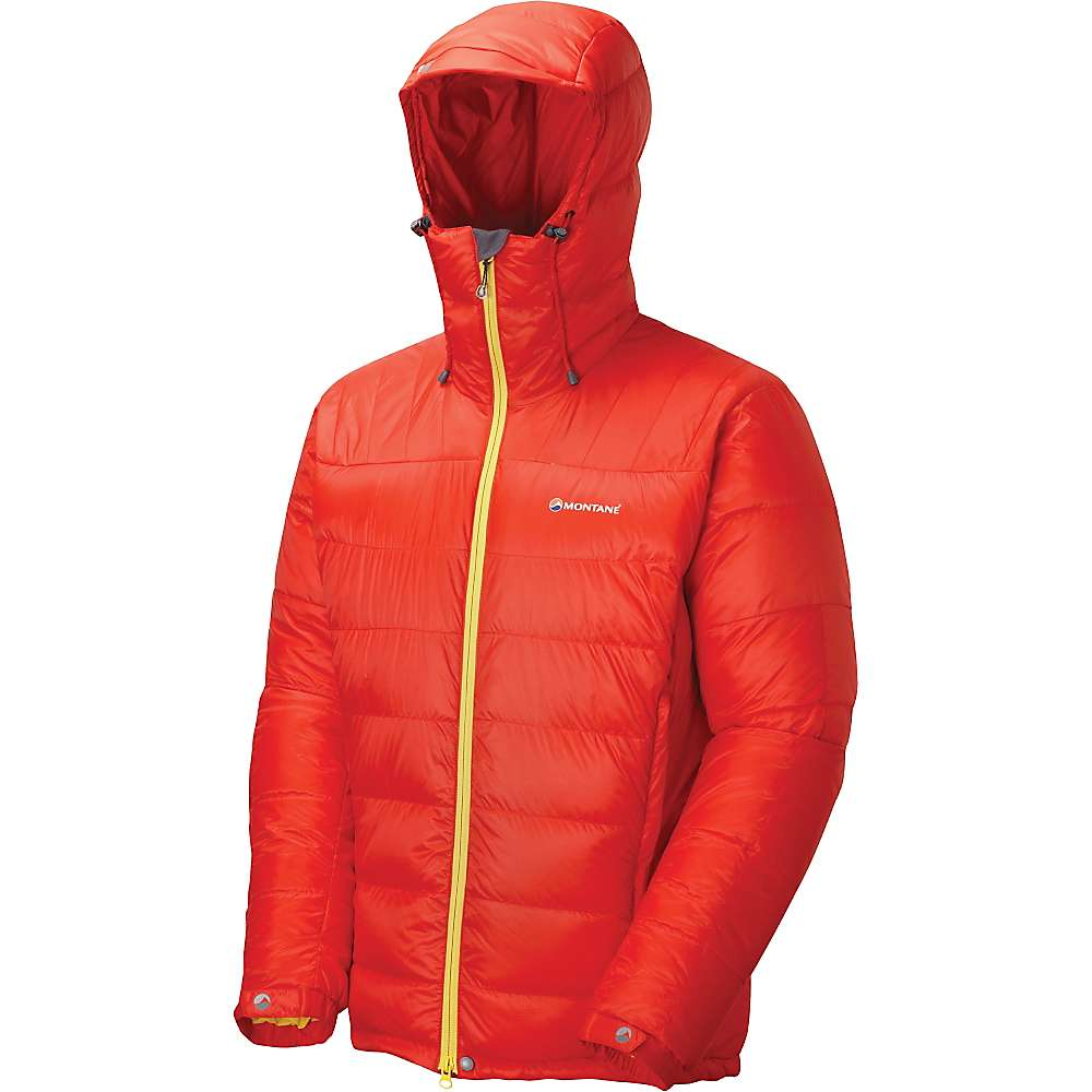Montane Men's Black Ice Jacket - at Moosejaw.com