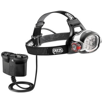 Petzl Ultra Rush Belt Headlamp