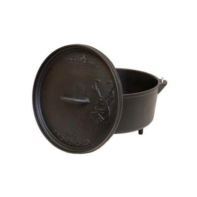 Camp Chef Cast Iron Deep Dutch Oven