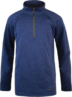 Boulder Gear Boys' Charger Micro 1/4 Zip Top