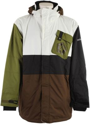 Sessions Iso Snowboard Jacket - Men's
