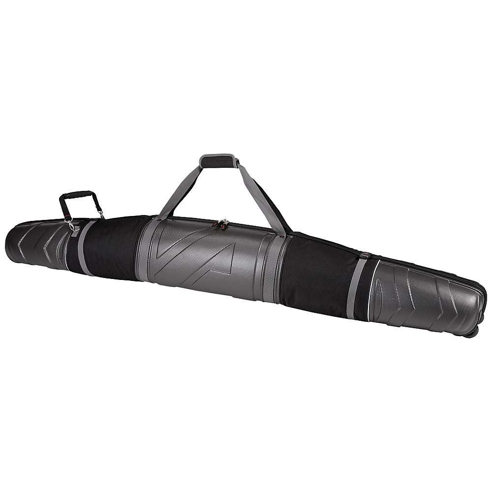 Athalon Platinum Molded Wheeling Double Ski Bag - at Moosejaw.com 1a35822656147