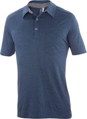 Ibex Men's OD Heather Polo
