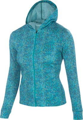Ibex Women's VT Hooded Full Zip