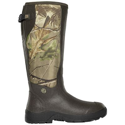 Lacrosse Men's Alpha Mudlite Snake Boot