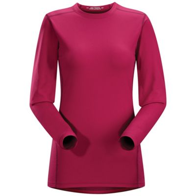 Arcteryx Women's Phase AR Long Sleeved Crew