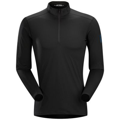 Arcteryx Women's Phase SL Long Sleeve Zip Neck