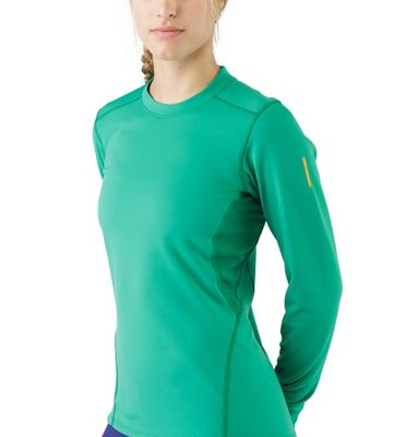 Arcteryx Women's Phase SV Long Sleeve Zip Neck