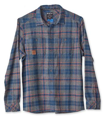 Kavu Men's Big Joe L/S Shirt