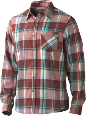 Marmot Men's Doheny Flannel LS Shirt
