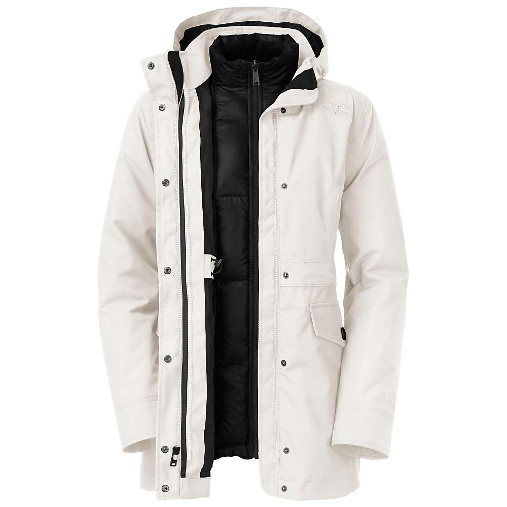 North face winter jackets women
