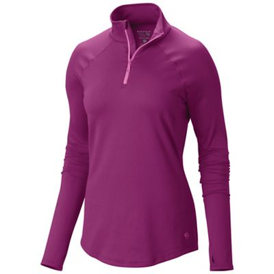 Mountain Hardwear Women's Butter Zippity Top