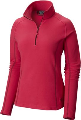 Mountain Hardwear Women's Microchill Zip T