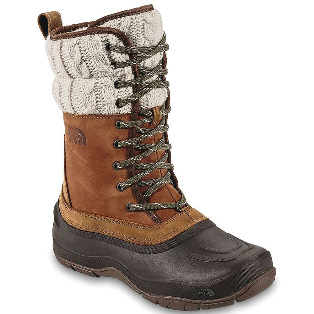 The North Face Women S Shellista Lace Luxe Mid Boot Moosejaw