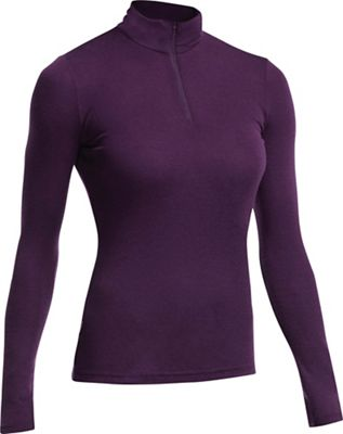 Icebreaker Women's Everyday LS Half Zip