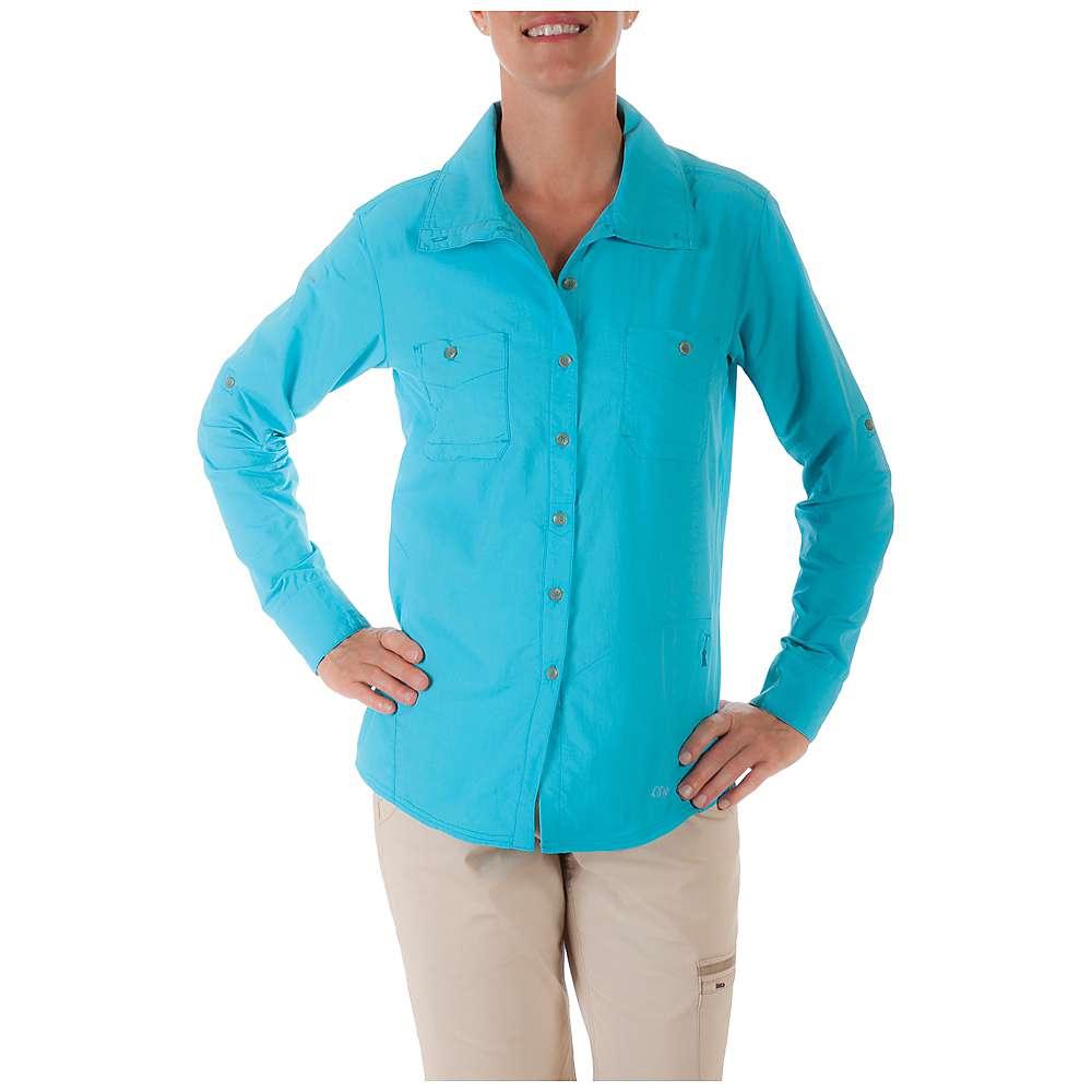Mountain khakis women 39 s granite creek long sleeve shirt for Jawbone fishing shirts