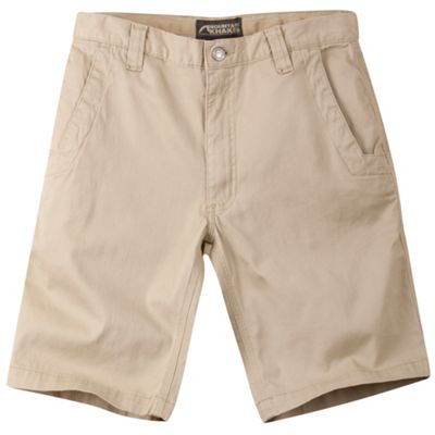 Mountain Khakis Men's Lake Lodge Twill Short