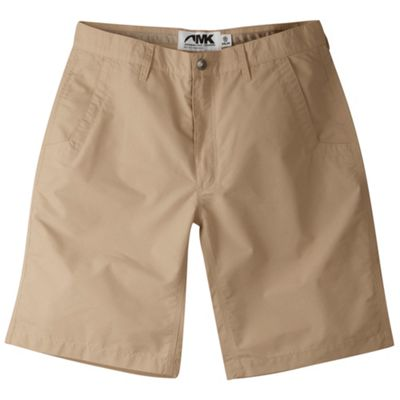 Mountain Khakis Men's Poplin Short - 10 Inch Inseam