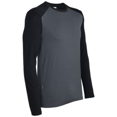 Icebreaker Men's Tech LS Crewe