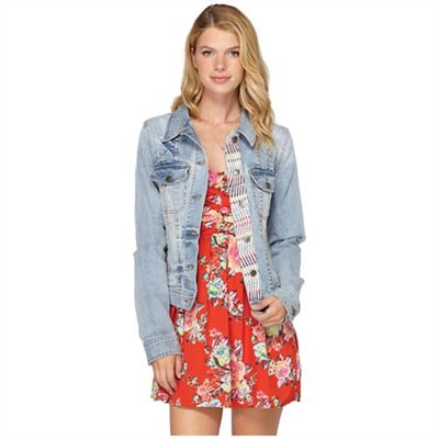 Roxy Women's Dancing Shores Denim Shirt