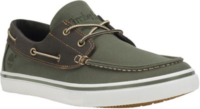 Timberland Men's Earthkeepers Newmarket Boat Oxford Shoe