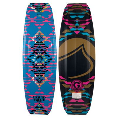 Liquid Force Wing Grind Wakeboard 134 - Women's