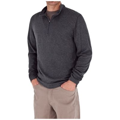 Royal Robbins Men's Mission Knit Long Sleeve 1 / 4 Zip