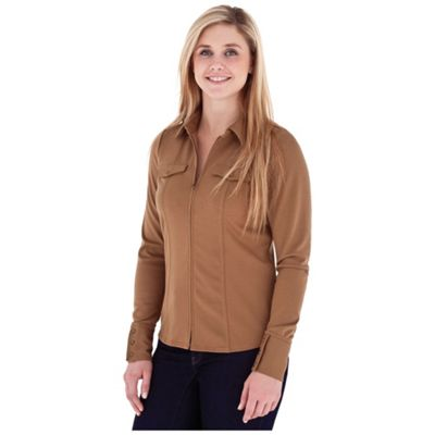 Royal Robbins Women's Ponte Zip Shirt