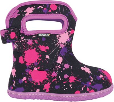 Bogs Kids' Classic Paint Splat Boot