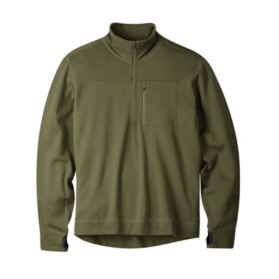 Mountain Khakis Men's Rendezvous Qtr Zip Shirt
