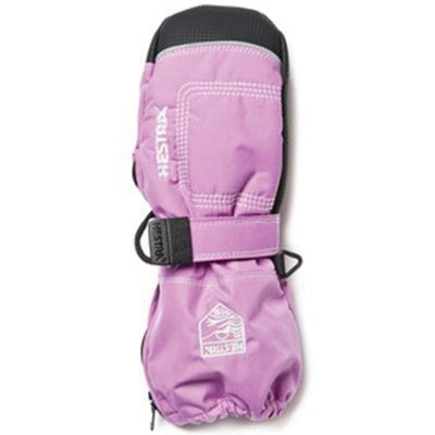 Hestra Juniors' Baby Zip Long Mitt