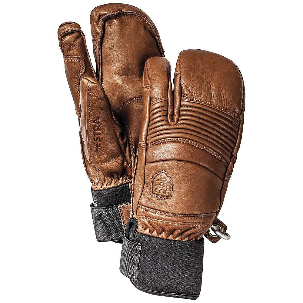 Gloves With Fingertips Out: Hestra Fall Line 3-Finger Glove