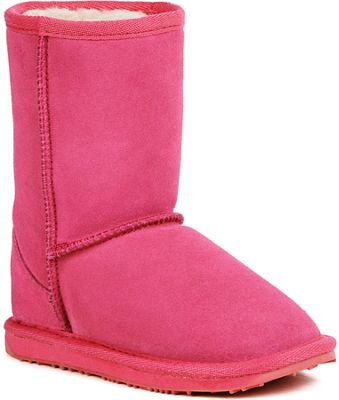 EMU Kids' Wallaby Lo Boot