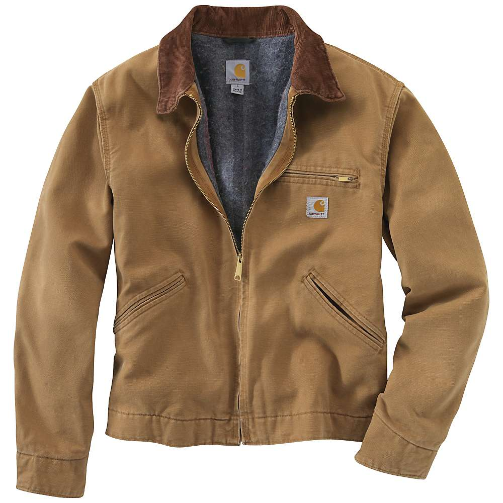 carhartt men 39 s weathered duck detroit jacket moosejaw. Black Bedroom Furniture Sets. Home Design Ideas