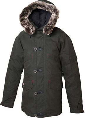 66North Men's Snaefell Parka