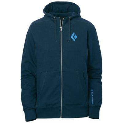 Black Diamond Men's BD Full Zip Logo Hoody