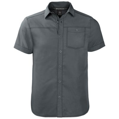Black Diamond Men's S/S Stretch Operator Shirt