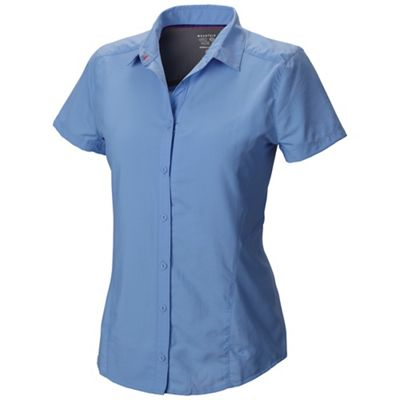 Mountain Hardwear Women's Canyon SS Shirt