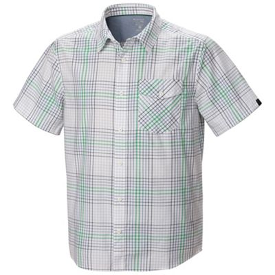 Mountain Hardwear Men's Drummond SS Shirt