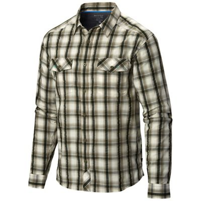 Mountain Hardwear Men's Gilmore Long Sleeve Shirt