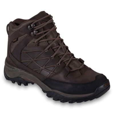 The North Face Men's Storm Mid Waterproof Leather Boot