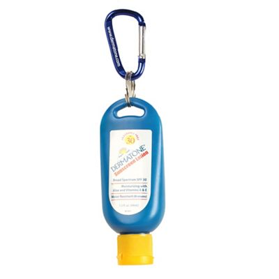 Dermatone SPF 30 Sunscreen with Carabiner