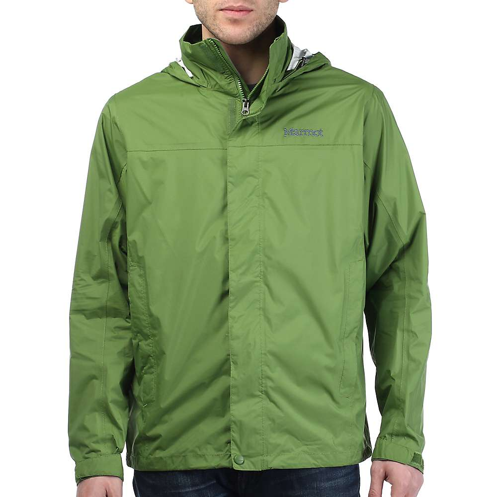 Marmot Men's PreCip Jacket - at Moosejaw.com
