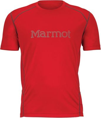 Marmot Men's Windridge with Graphic SS Shirt