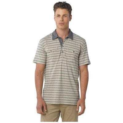 Prana Men's De Silva Polo